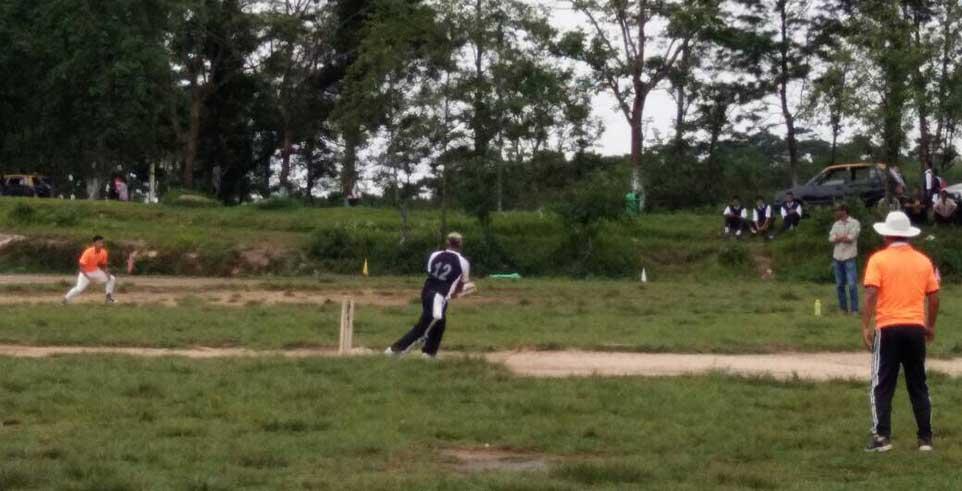 Cricket Tournament Anouncment Wording: Ka Yakhun Semi Final Wa Ar Yong Ka 1st Invitation T-12