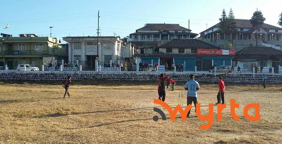 Ki Result Ka 3rd Invitation Knockout Tennis Ball Cricket