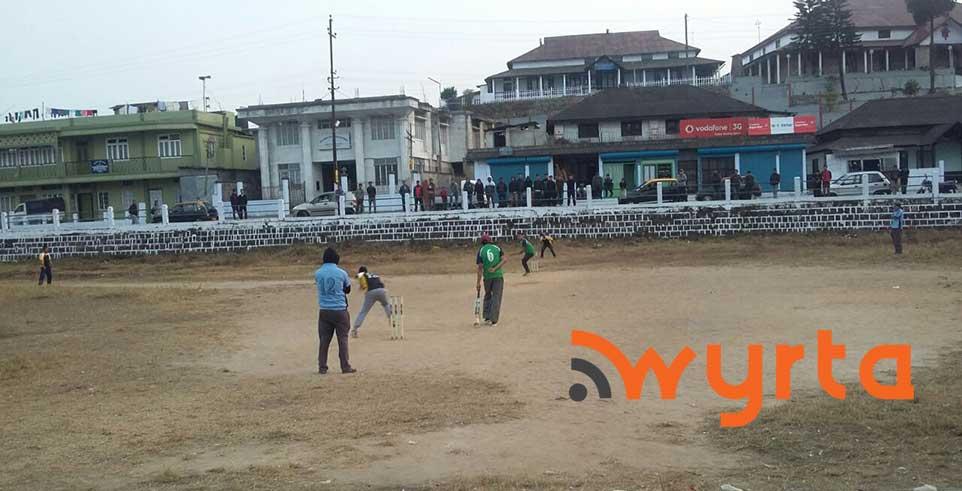 Cricket Tournament Anouncment Wording: Da Pyndep Ya Kiwa Sah Ka 1st Round Ka 3rd Invitation