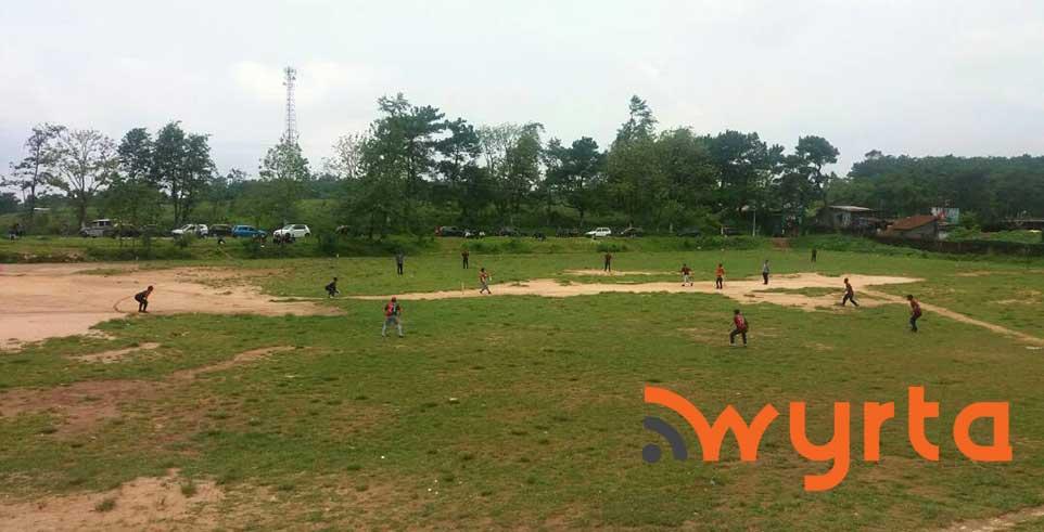 Cricket Tournament Anouncment Wording: Ka Yakhun Semi Final Yong Ka 1st Invitation T-12 Knockout